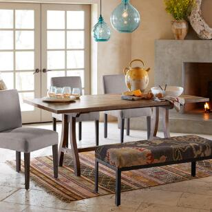 MAPLE CREEK DINING TABLE
