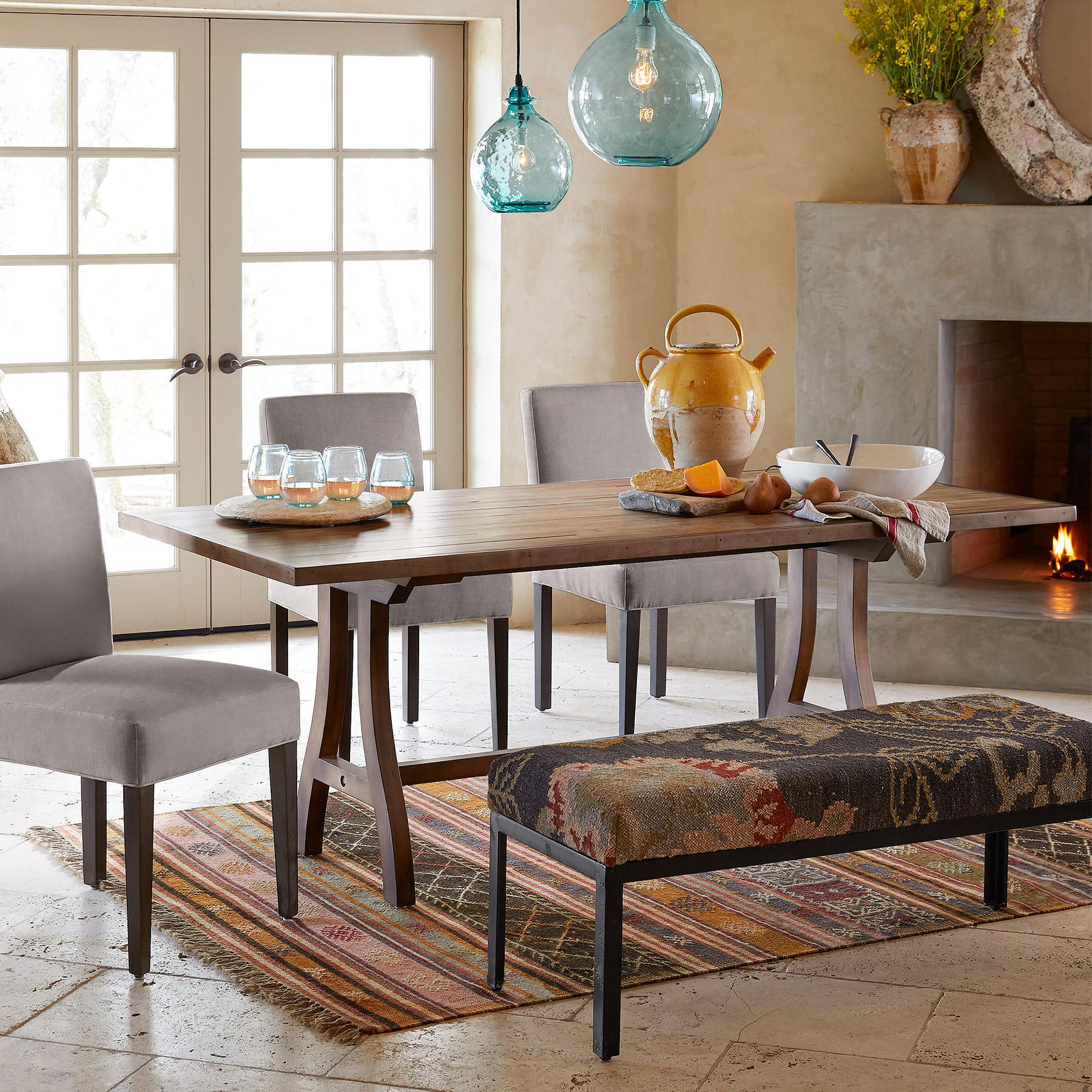 MAPLE CREEK DINING TABLE: View 1