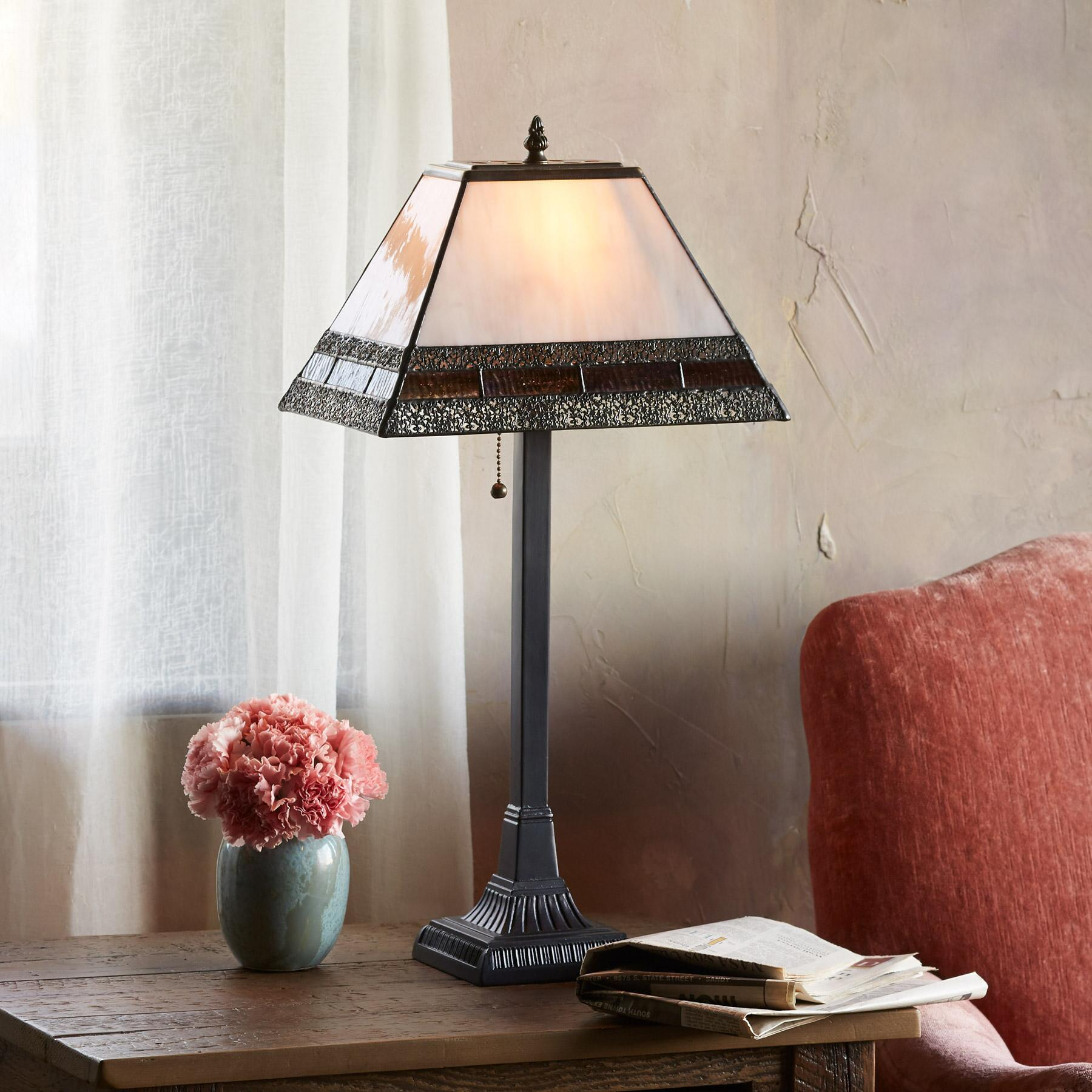 HALSEY TABLE LAMP: View 1