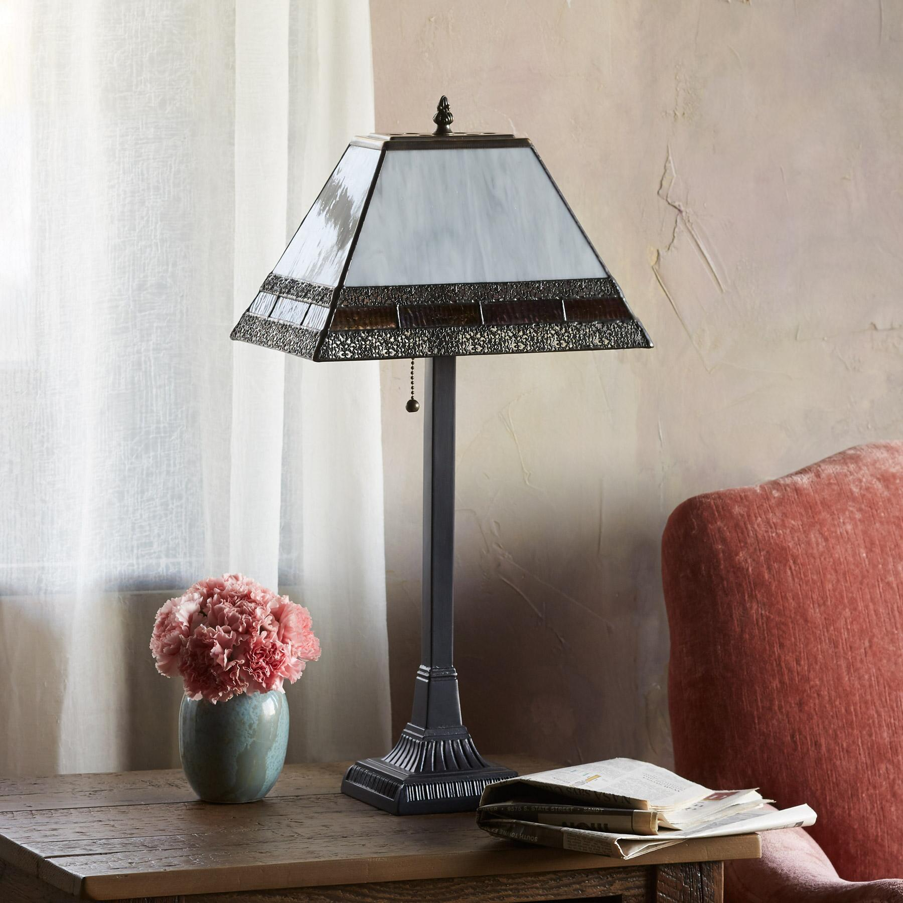 HALSEY TABLE LAMP: View 2