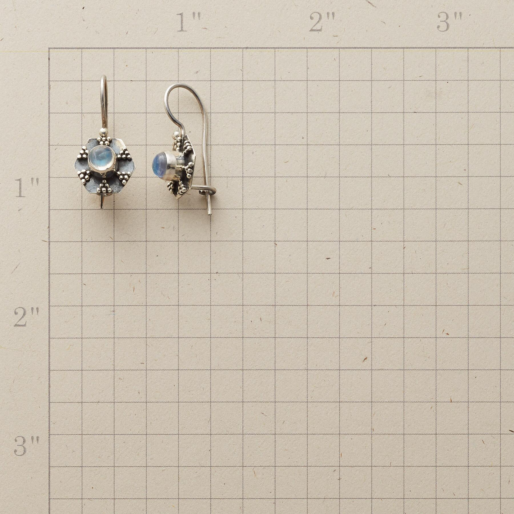 MOON AT NIGHT EARRINGS: View 2
