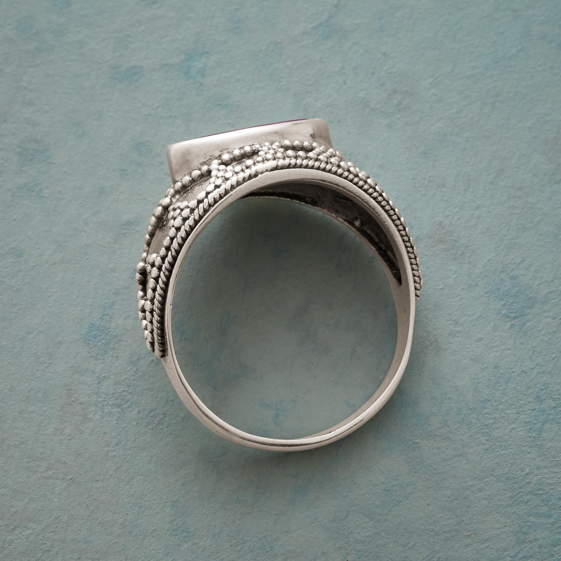 SPARKS AND STERLING RING: View 2