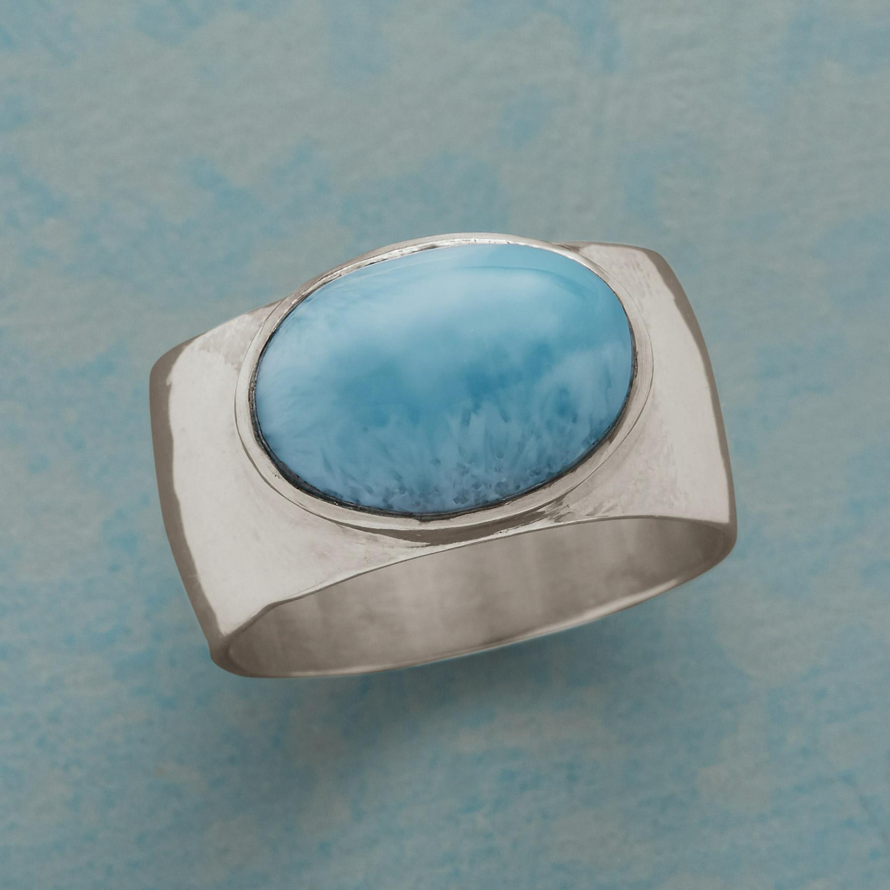 CLOUD WATCHER RING: View 1