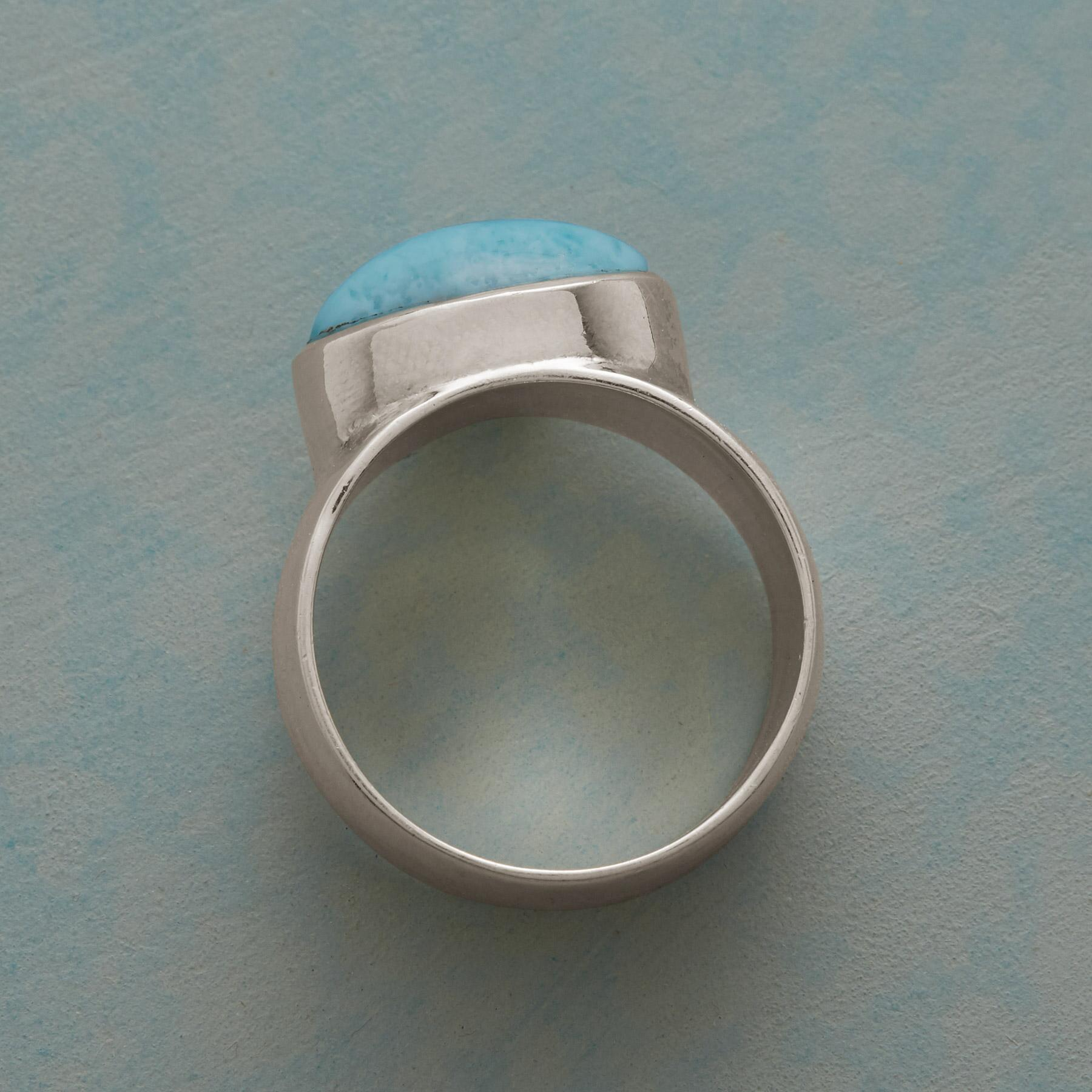 CLOUD WATCHER RING: View 2
