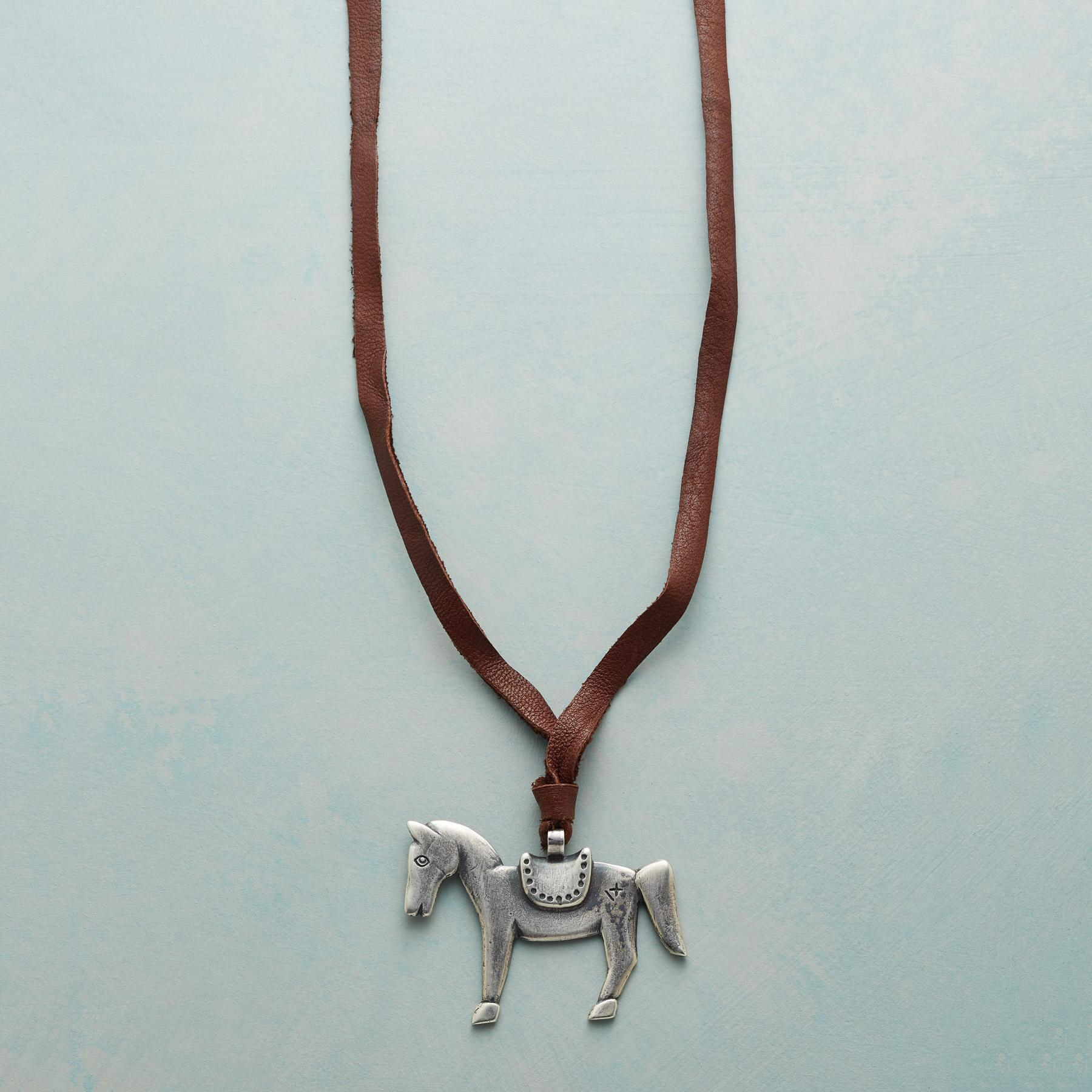 HAPPY TRAILS NECKLACE: View 1