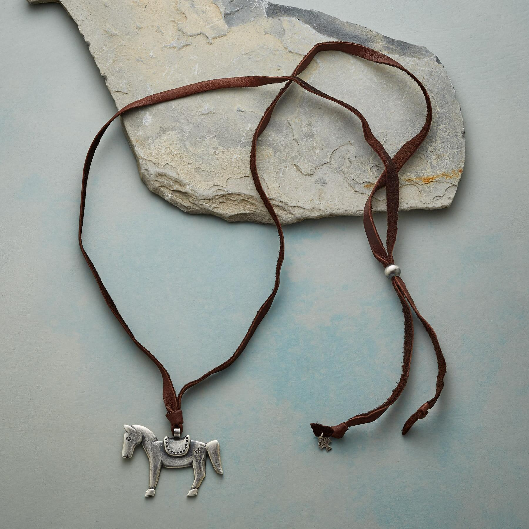 HAPPY TRAILS NECKLACE: View 2