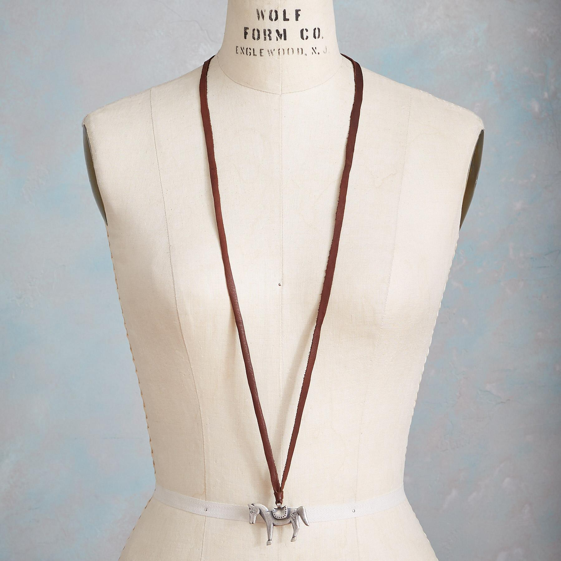 HAPPY TRAILS NECKLACE: View 4