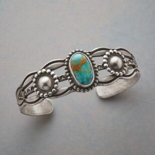 LEGACY TURQUOISE CUFF