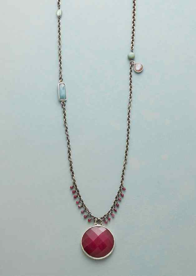 POWER OF PINK NECKLACE