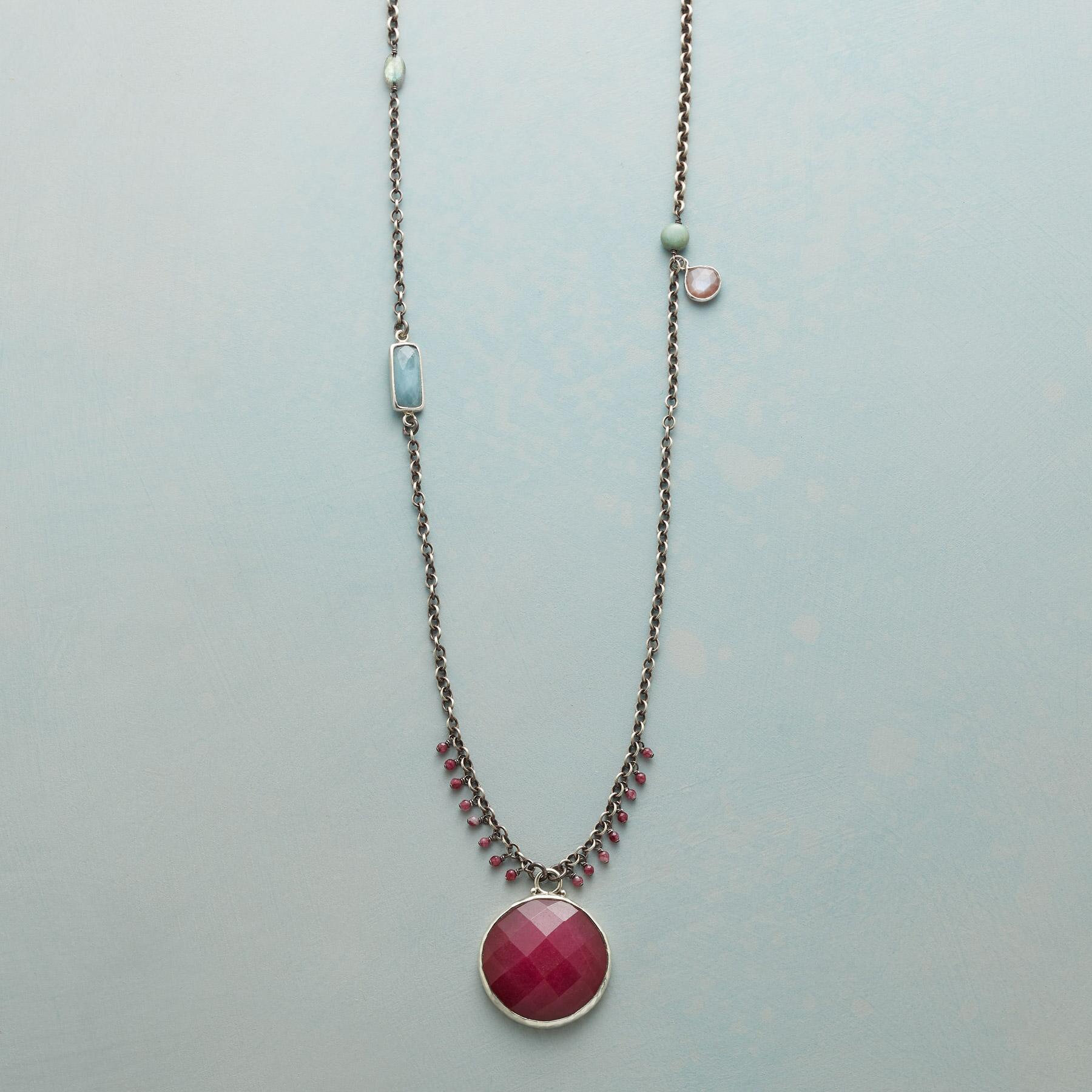 POWER OF PINK NECKLACE: View 1