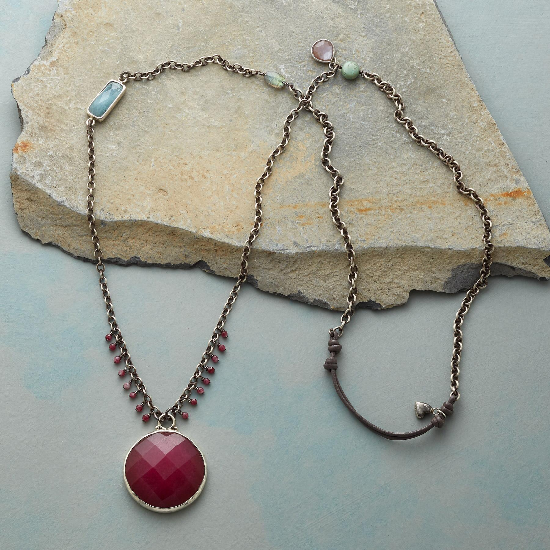 POWER OF PINK NECKLACE: View 2