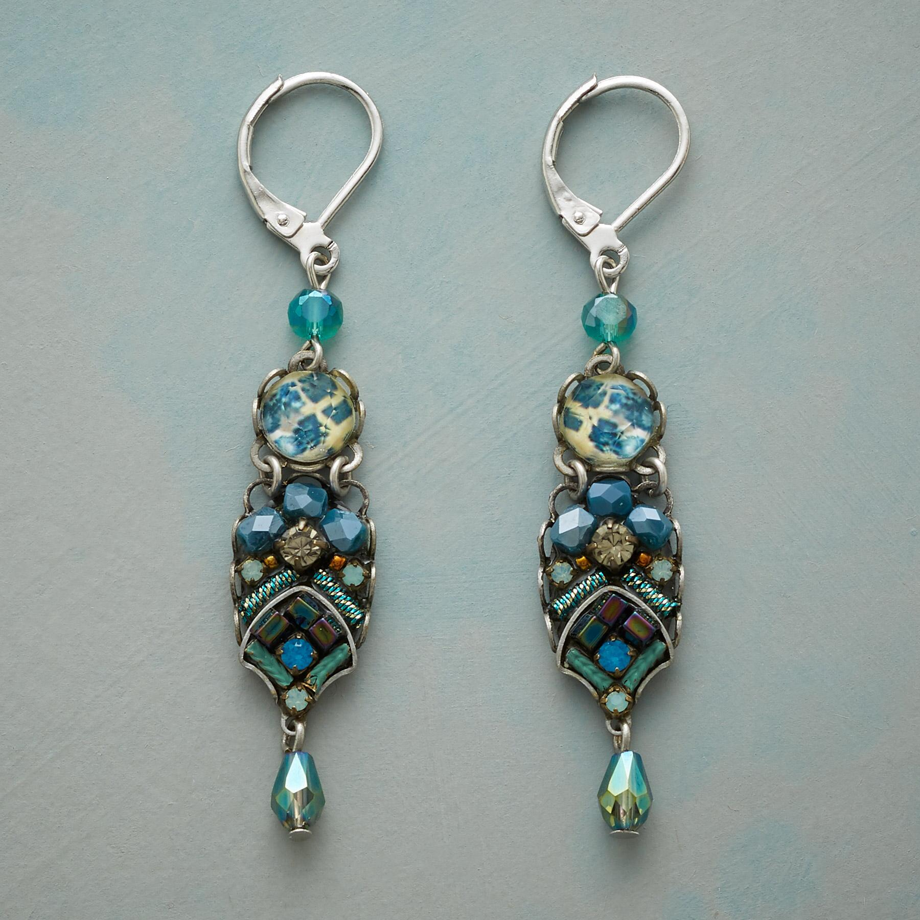 ALESANDRA EARRINGS: View 1