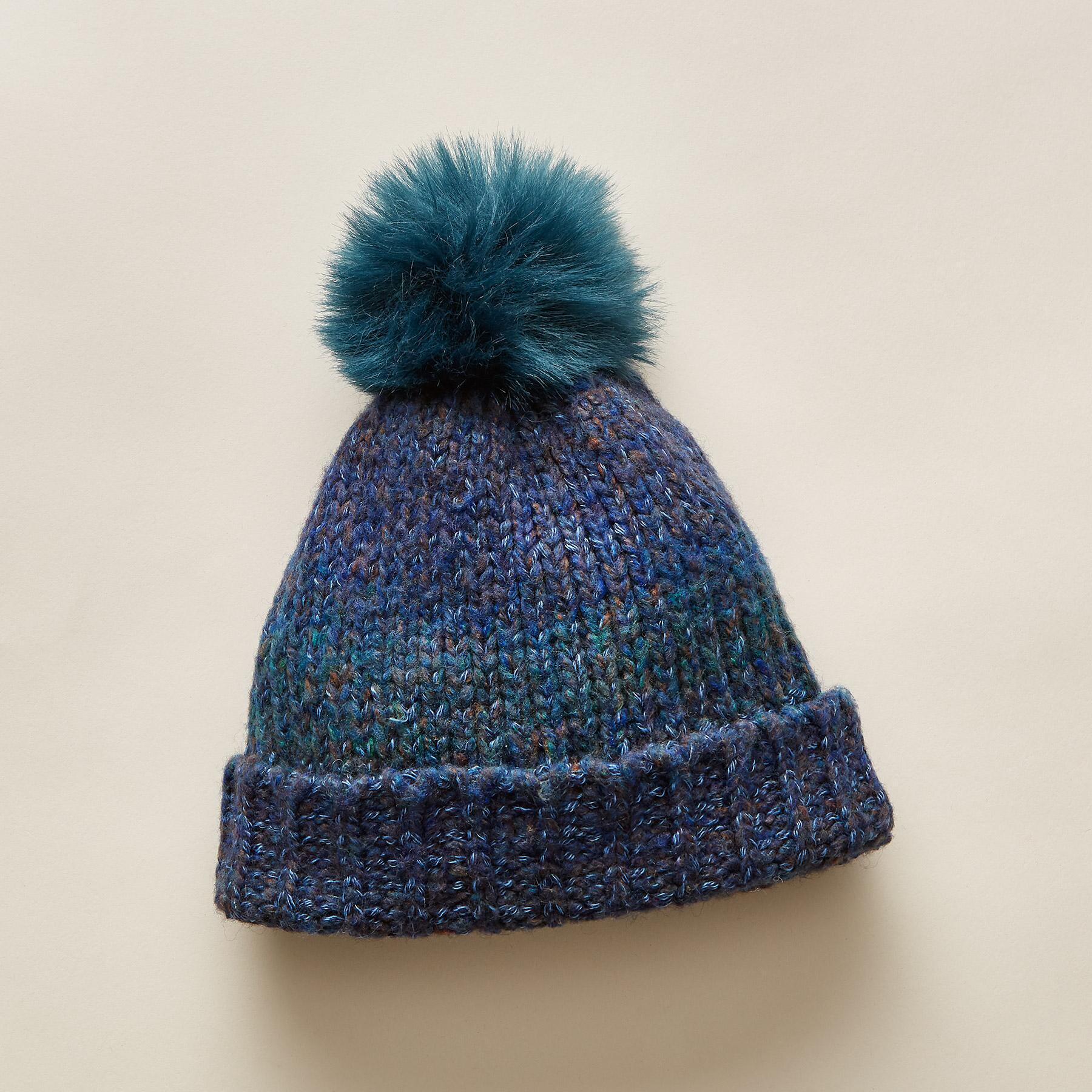 TRANQUIL SKY BEANIE: View 1