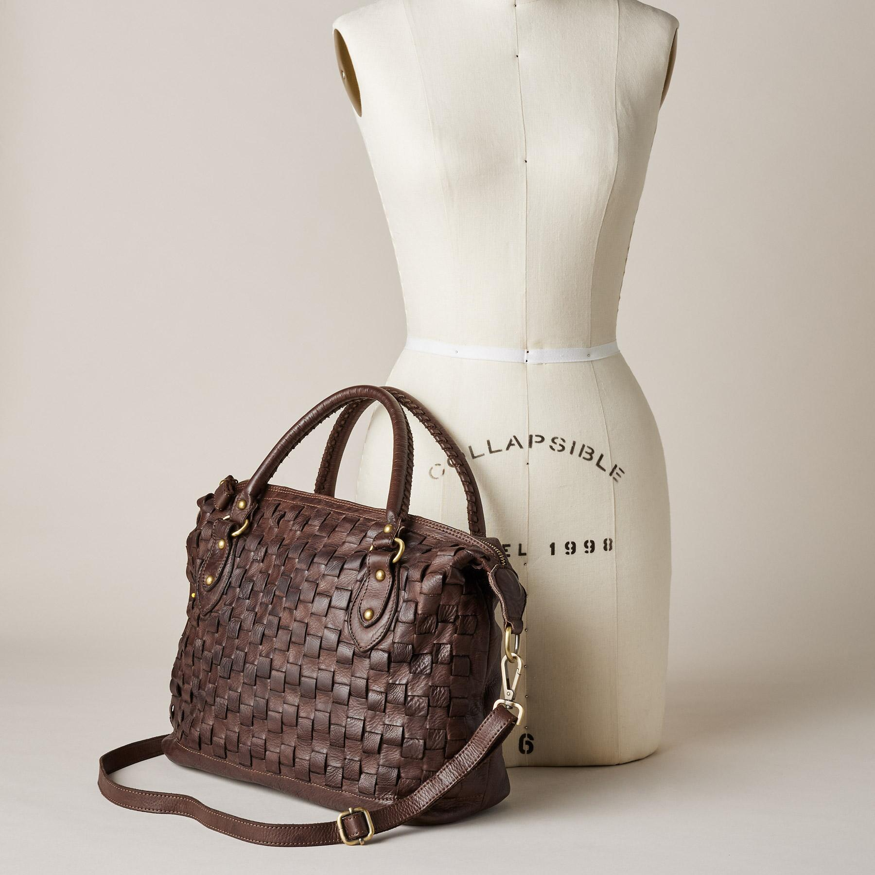 NANTUCKET WOVEN BAG: View 4