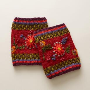 HEDGEROW BOOT CUFFS