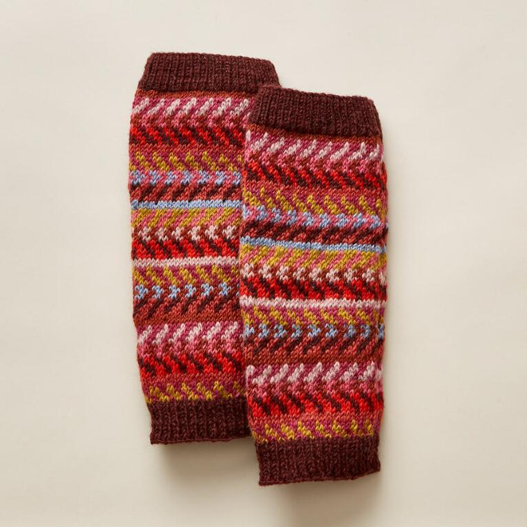 FAIR HAVEN LEG WARMERS