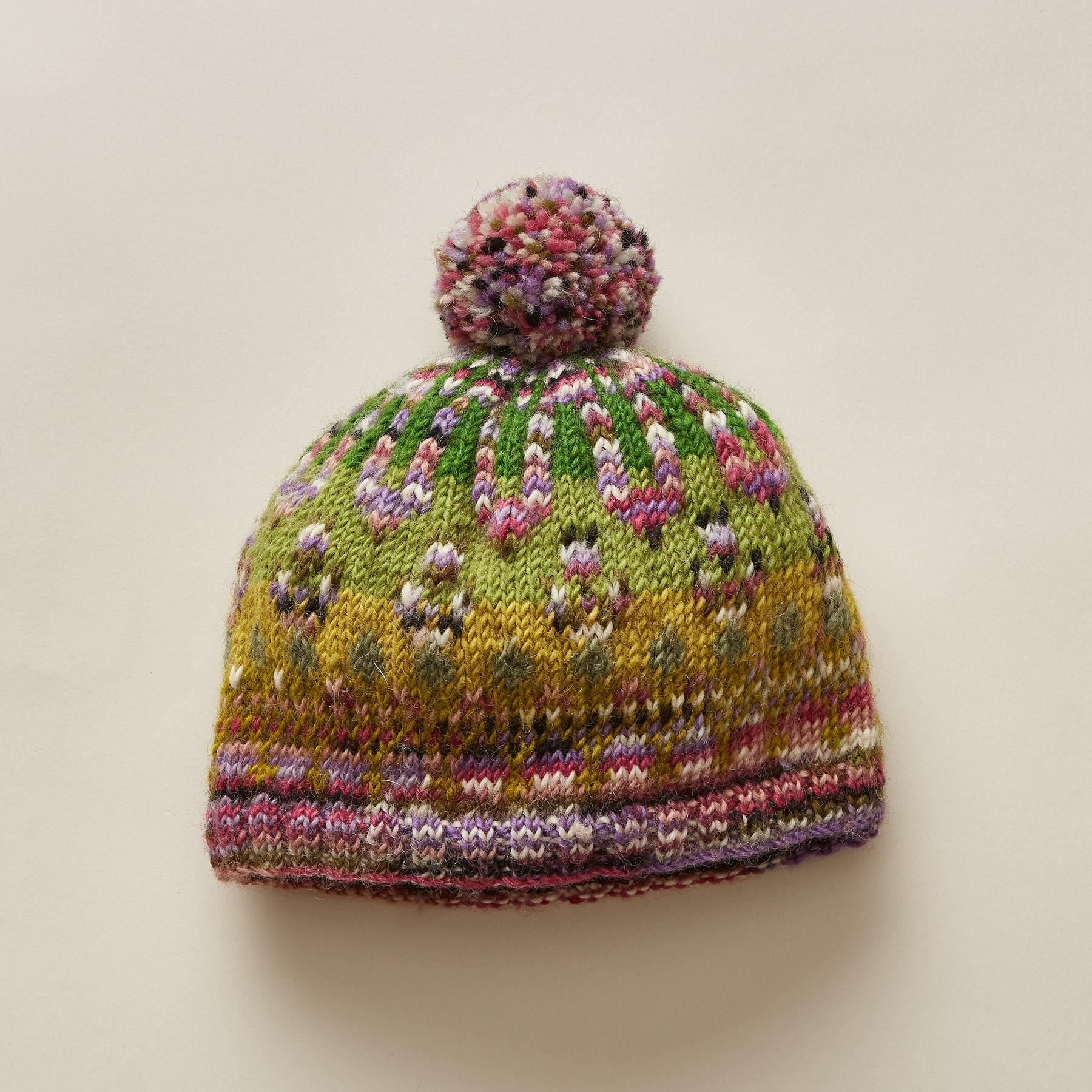 SWISS BLOSSOM HAT: View 1