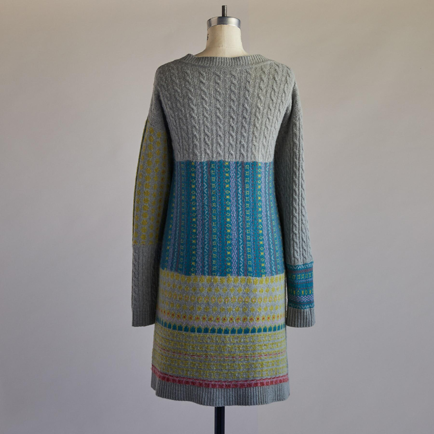 DREAM IN COLOR CARDIGAN: View 4