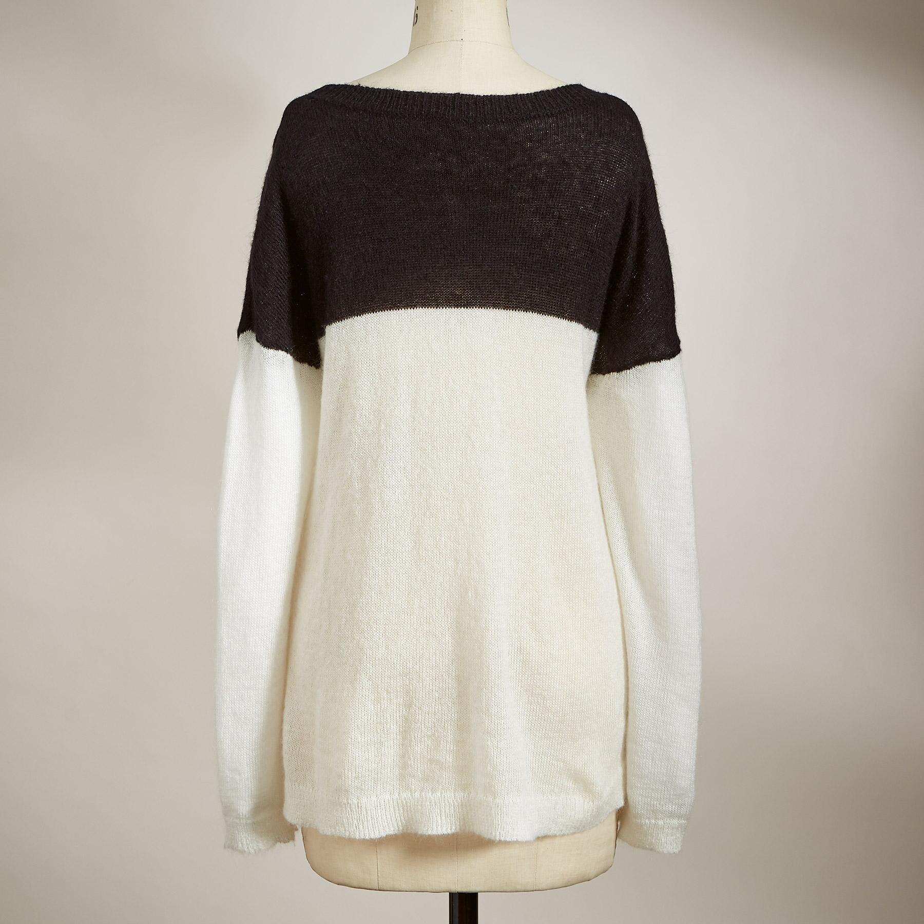 LET IT SNOW PULLOVER: View 2