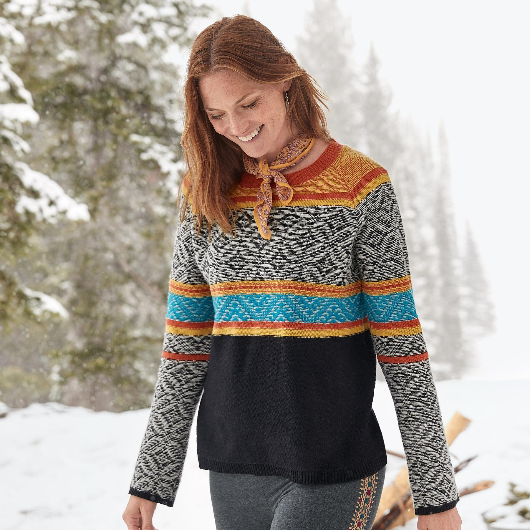 EMILY JANE PULLOVER: View 1