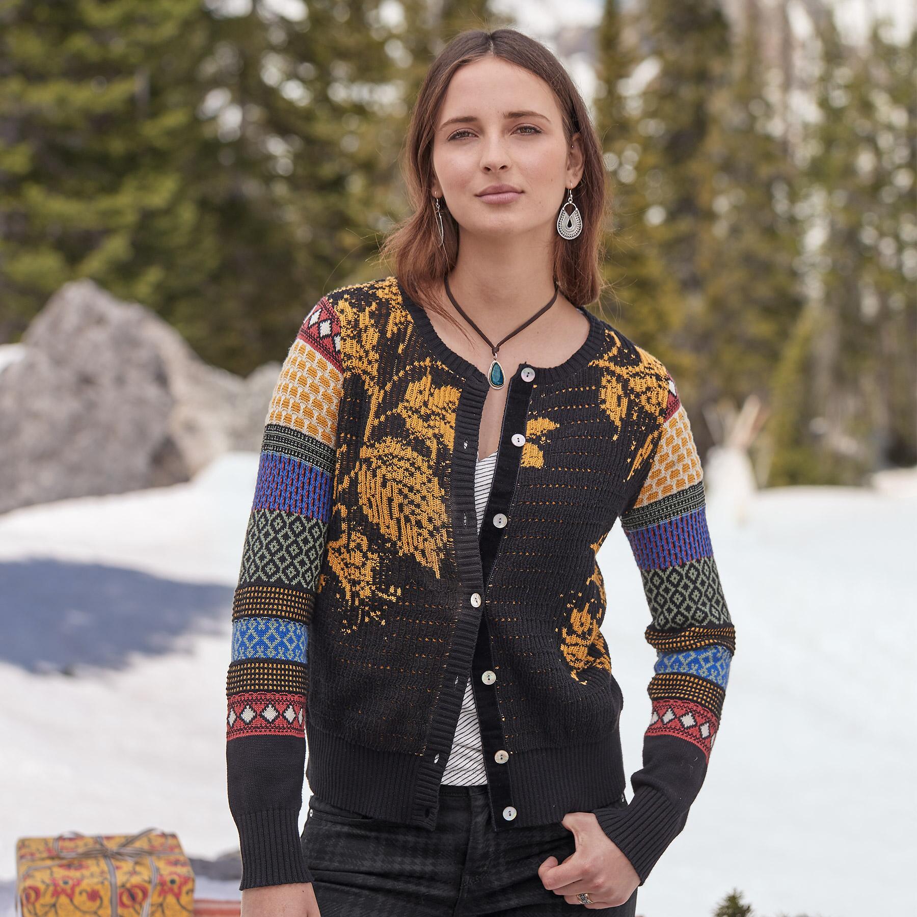 Fenella Cardigan Sweater