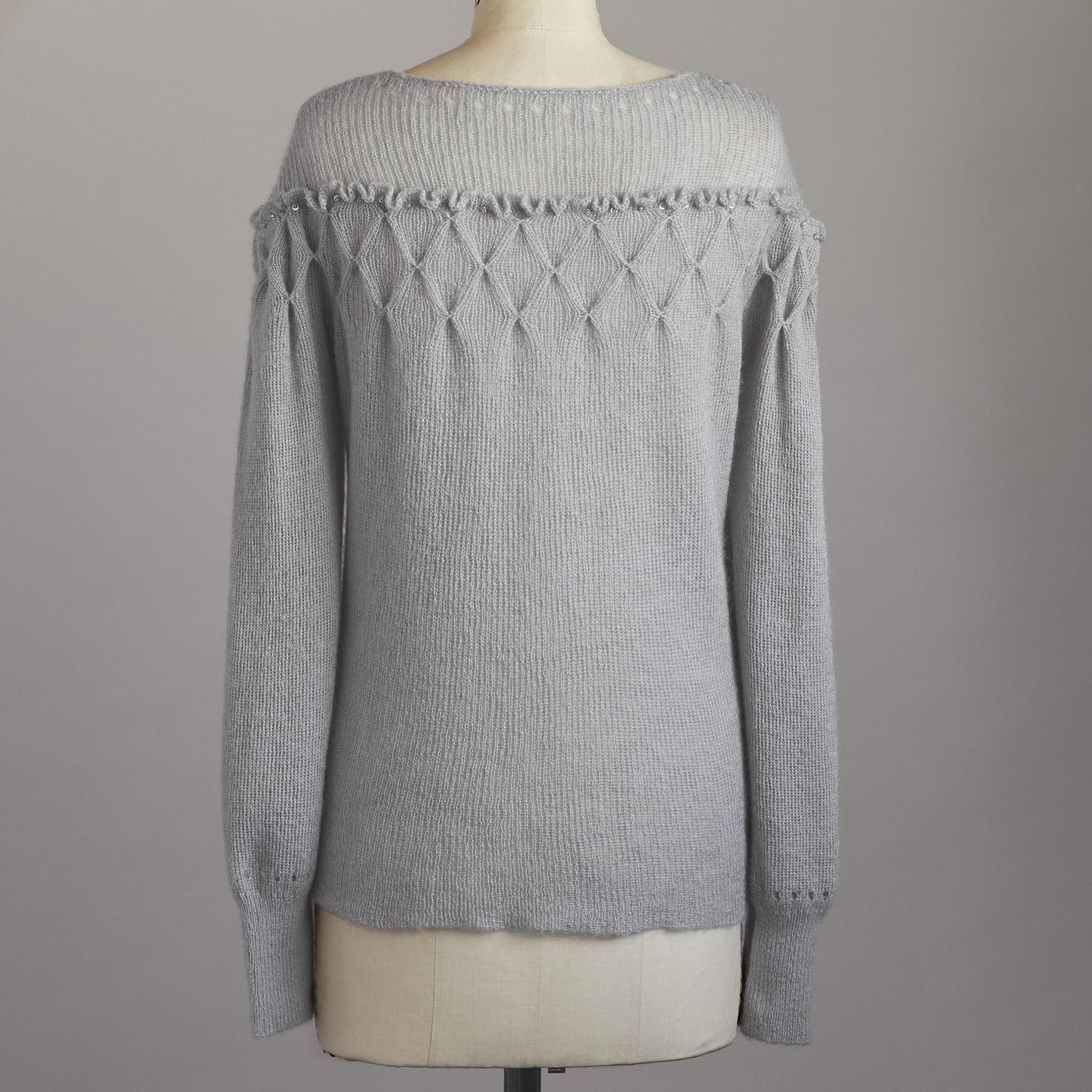 GOSSAMER BEAUTY PULLOVER: View 2