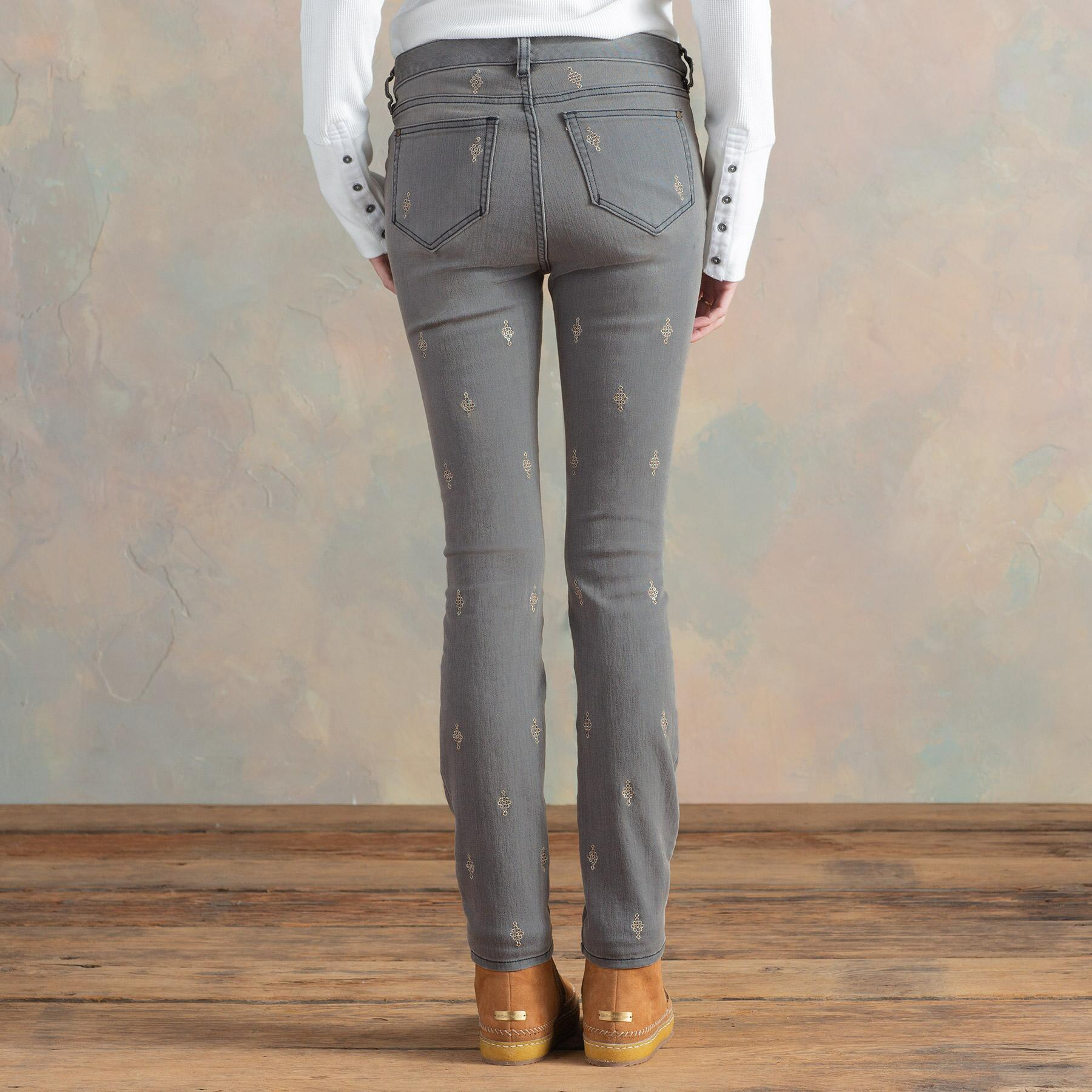 PRIMROSE PARTY JEANS: View 2
