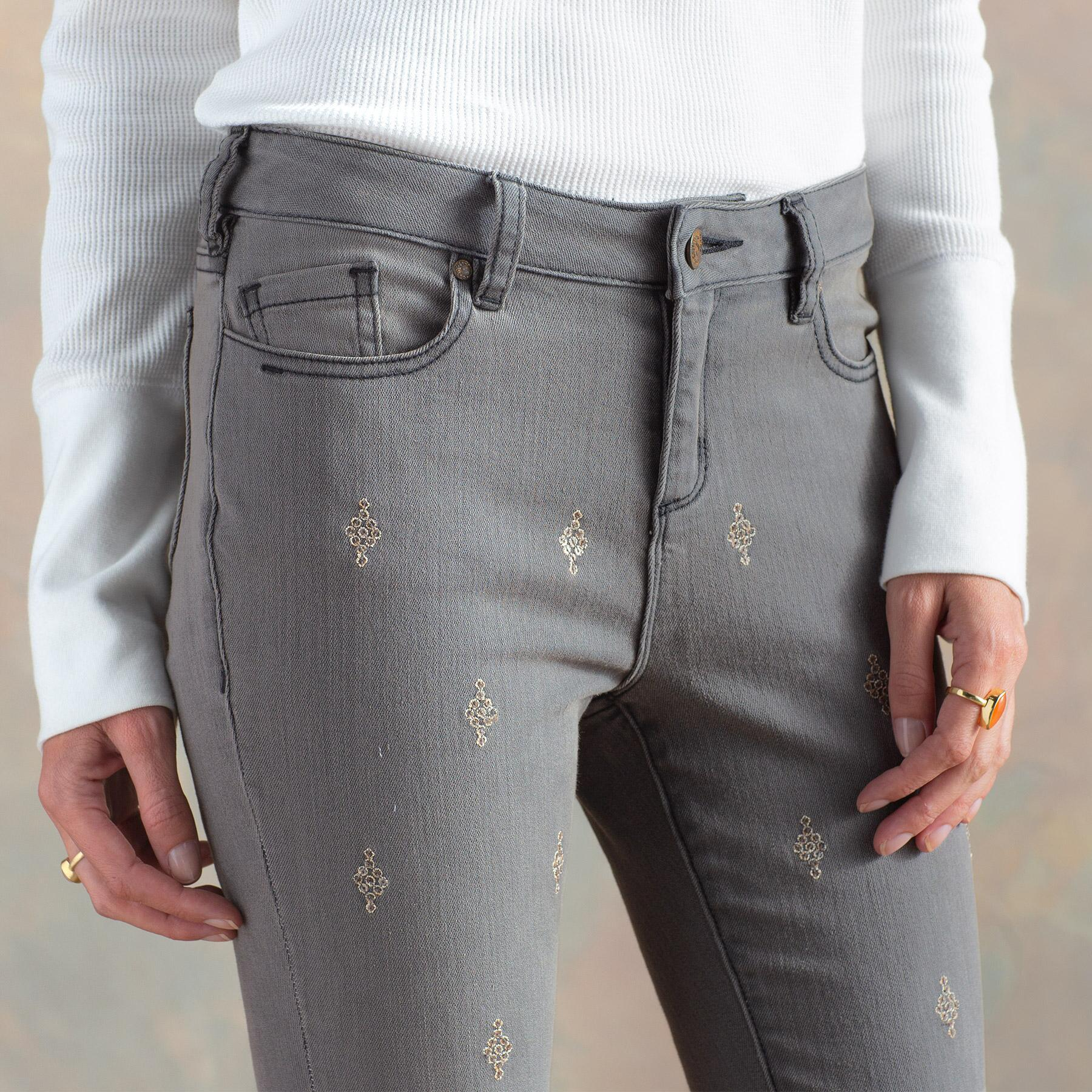 PRIMROSE PARTY JEANS: View 3