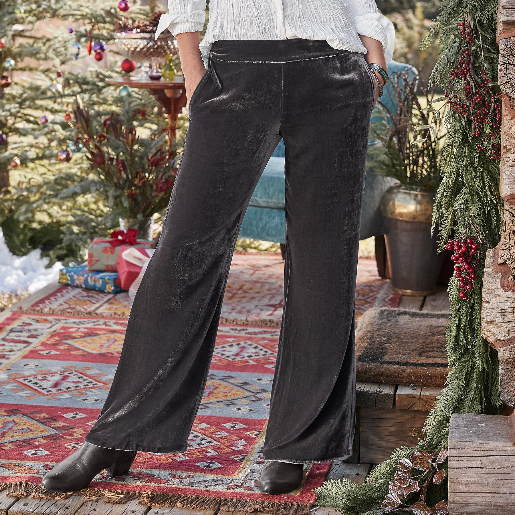 FESTIVE FLAIR PANTS: View 1