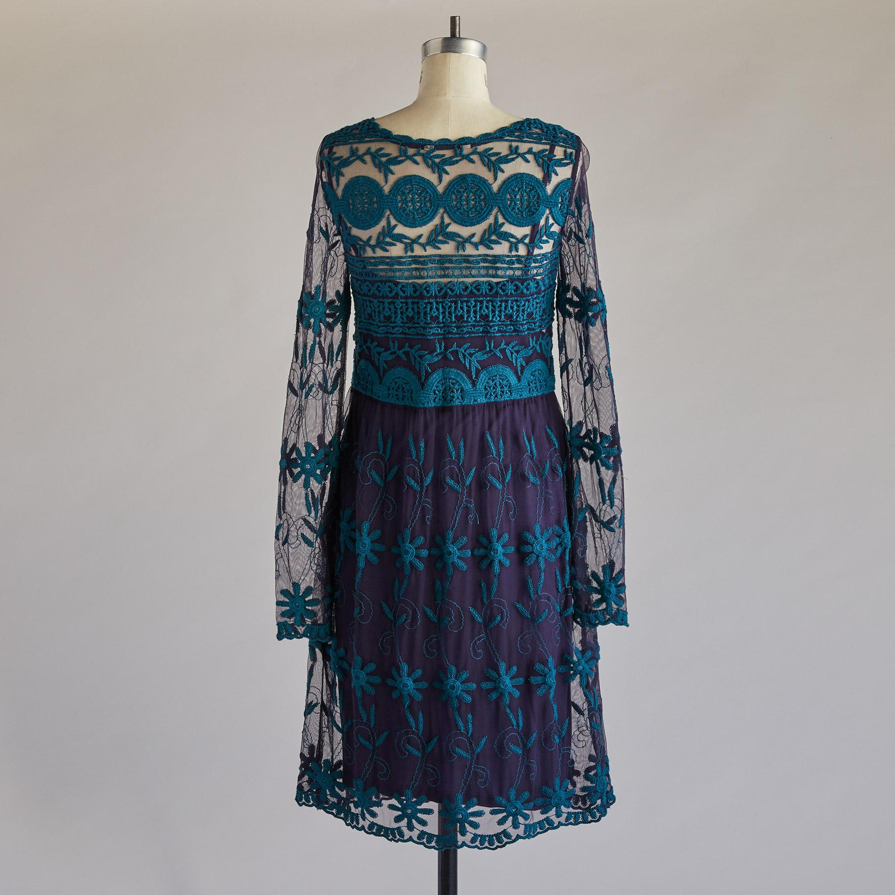 RHAPSODY DRESS: View 2