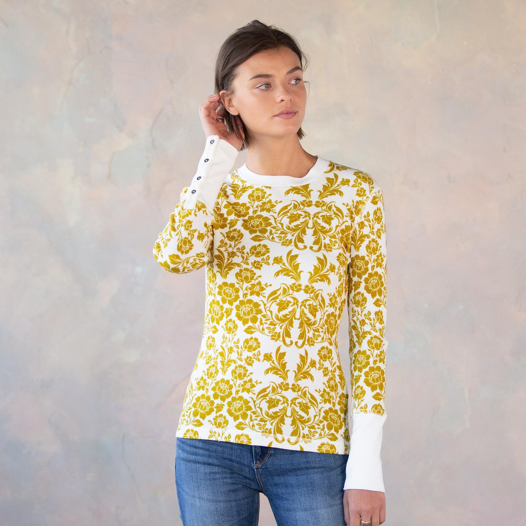 DAMASK THERMAL TEE: View 1