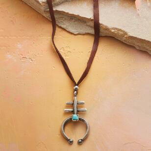 DRAGONFLY NAJA NECKLACE