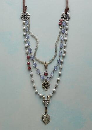 STORIED ROMANCE NECKLACE