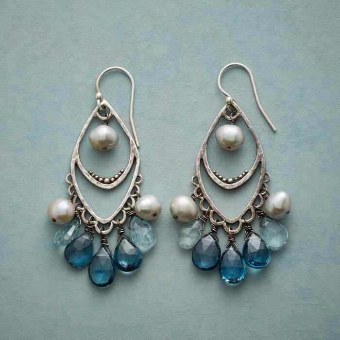 PACIFIC CHANDELIER EARRINGS