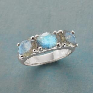 LABRADORITE LAKES RING