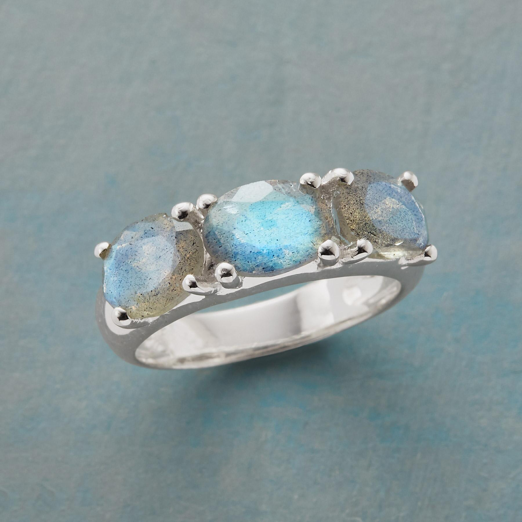 LABRADORITE LAKES RING: View 1