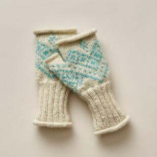NELLIE FINGERLESS GLOVES