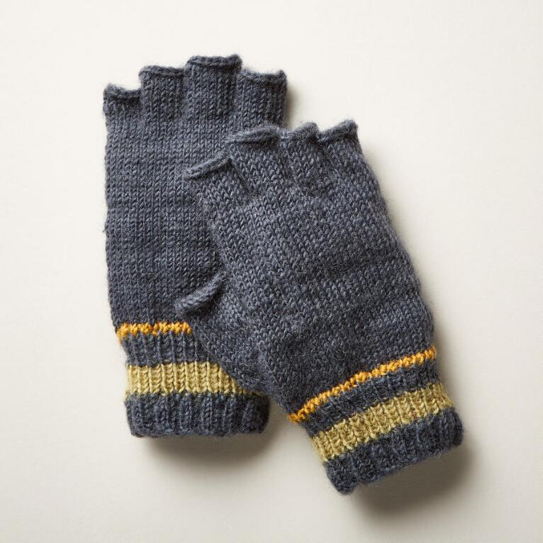 LANDSDOWNE FINGERLESS GLOVES