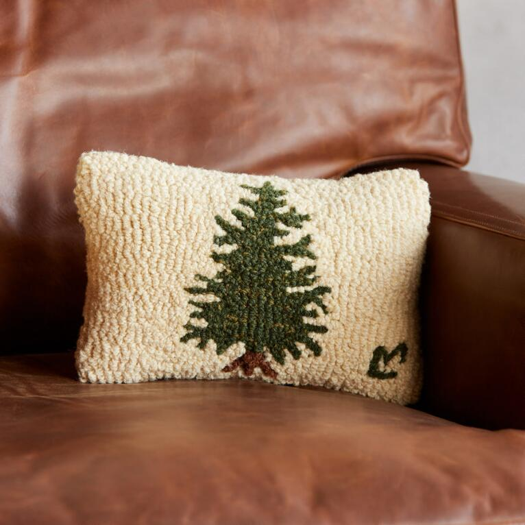 TREE MINI PILLOW