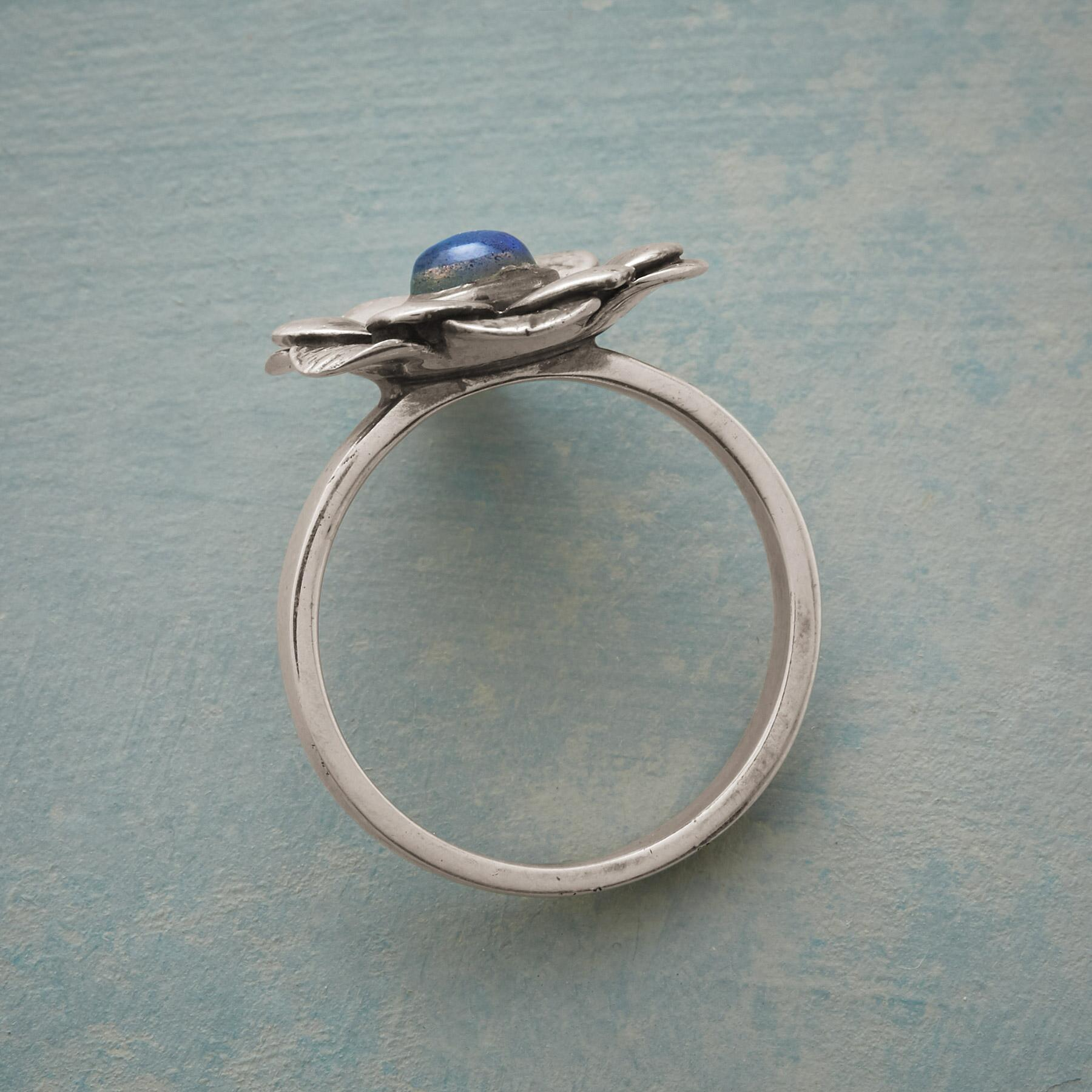 STERLING BLOOM RING: View 2