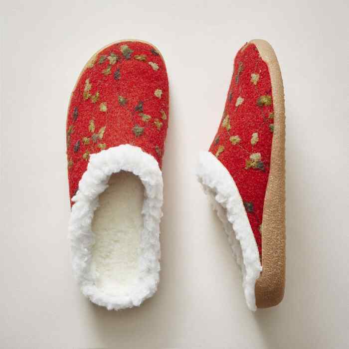 BERRY BRANCH SLIPPERS