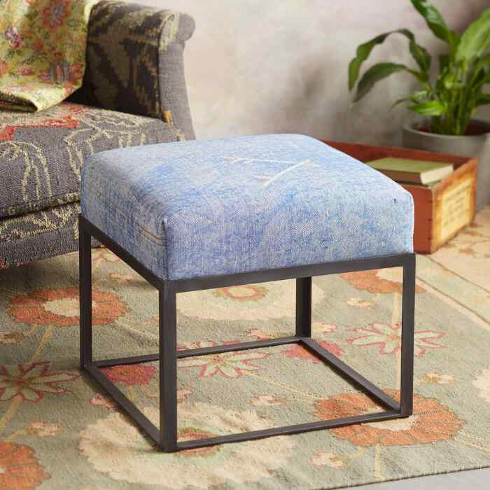 SOUS MOROCCAN BENCH
