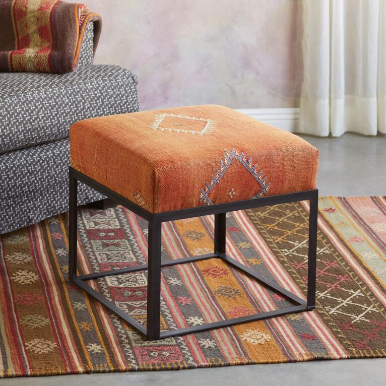 OURIKA MOROCCAN BENCH