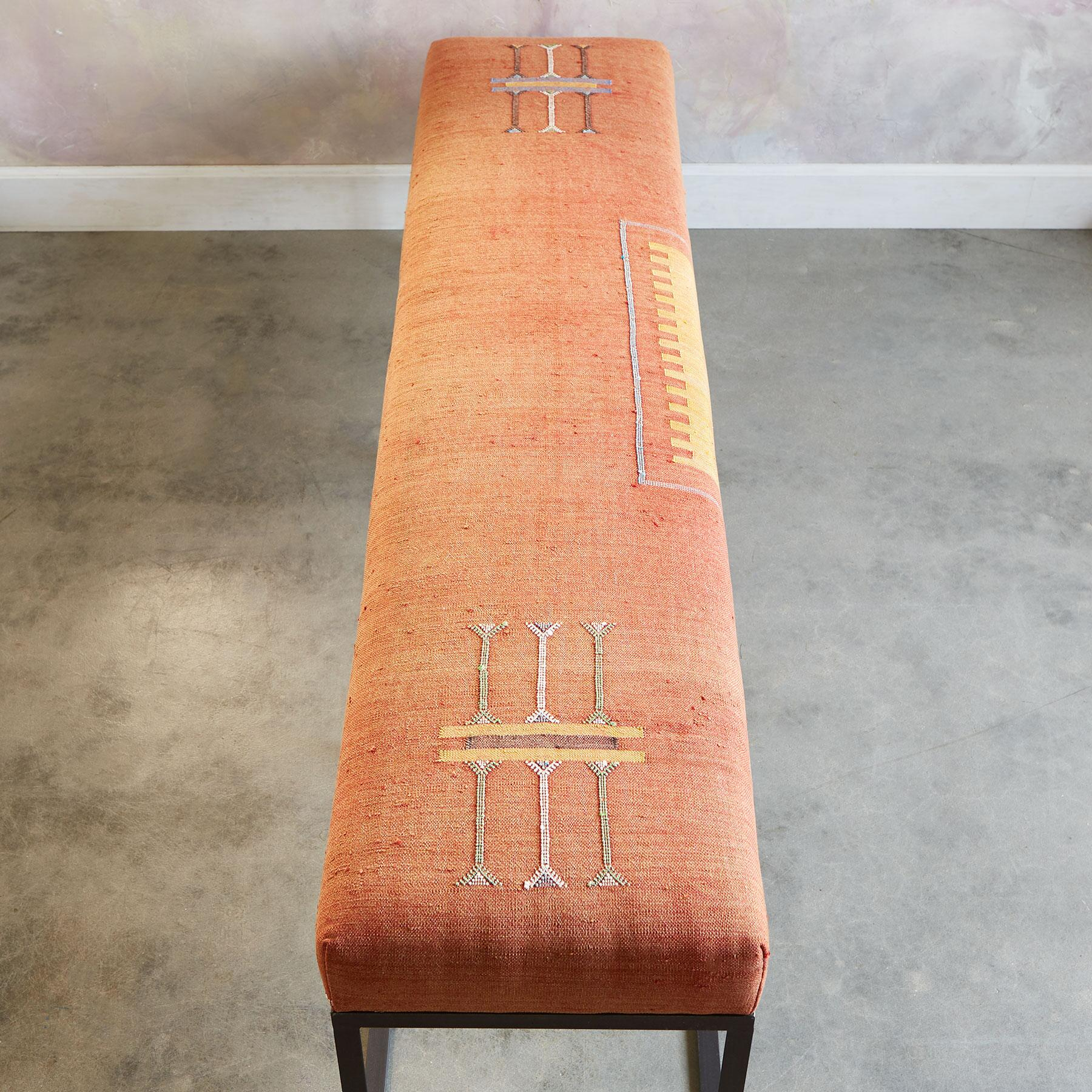 JBEL SIRWG MOROCCAN BENCH: View 2