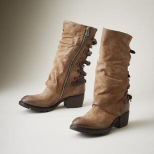 e5e49e91aef Women's Leather and Western Boots | Robert Redford's Sundance Catalog