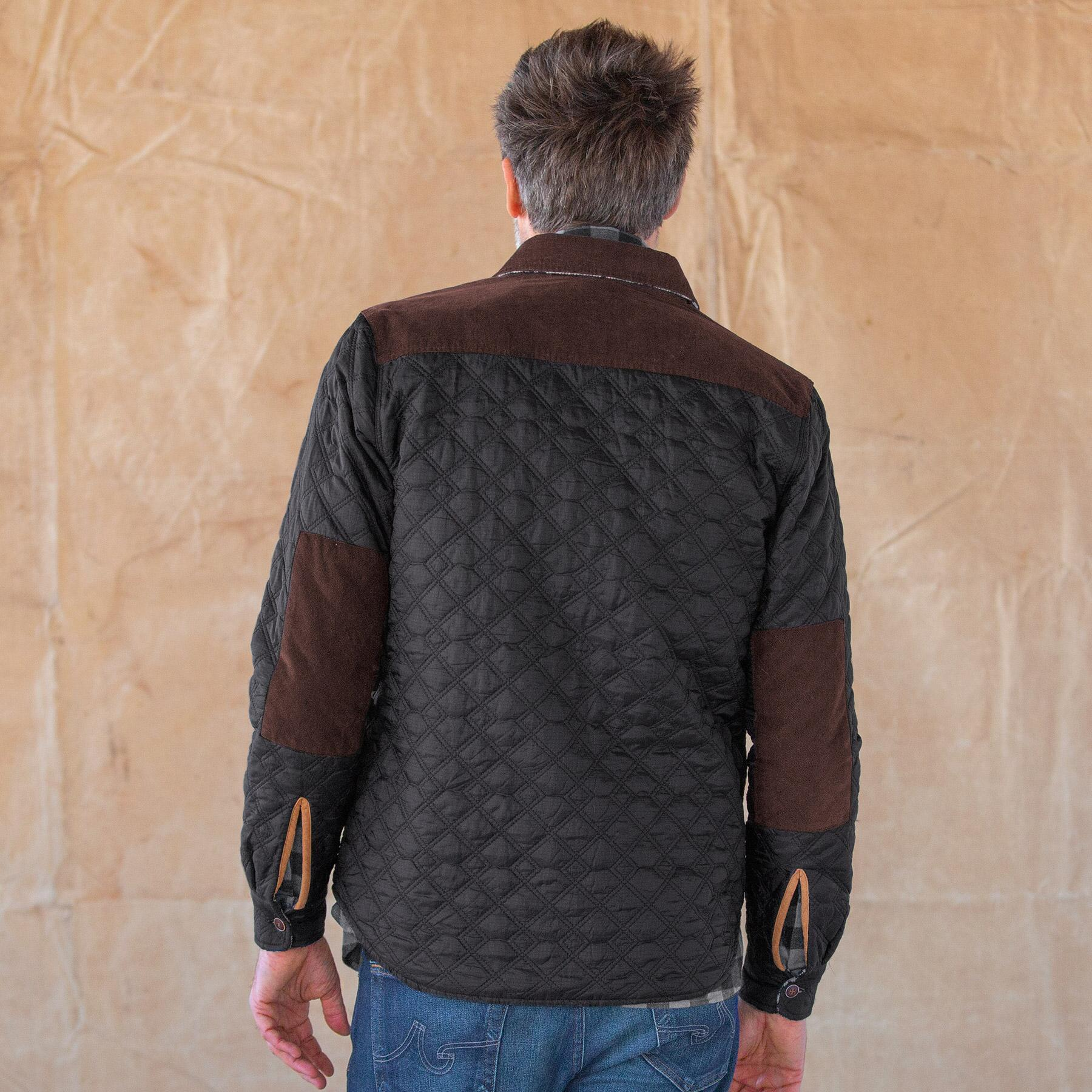 GENTLEMANLY & COOL REVERSIBLE JACKET: View 2