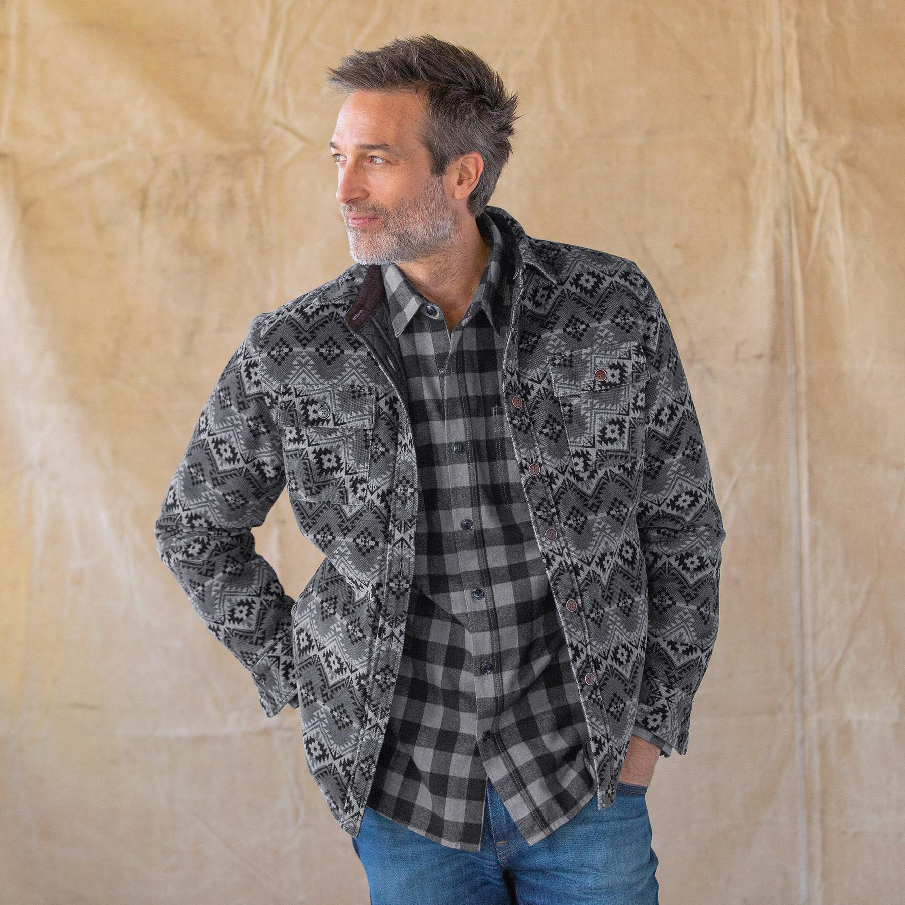 GENTLEMANLY & COOL REVERSIBLE JACKET: View 6