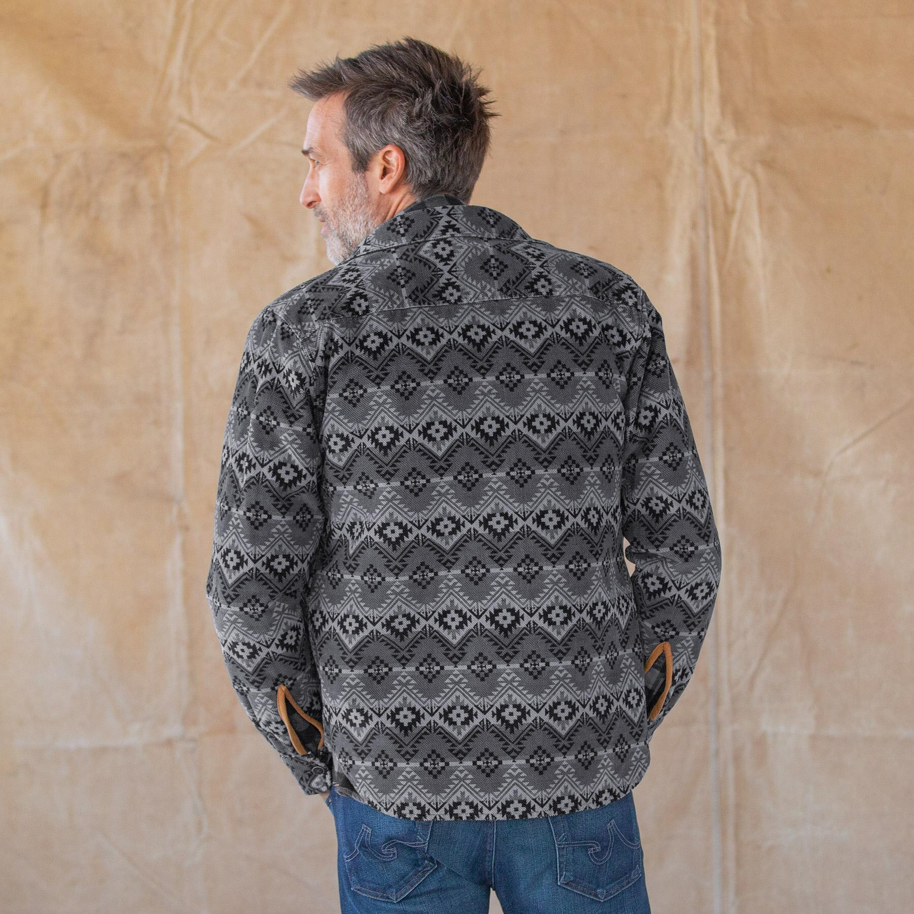 GENTLEMANLY & COOL REVERSIBLE JACKET: View 7
