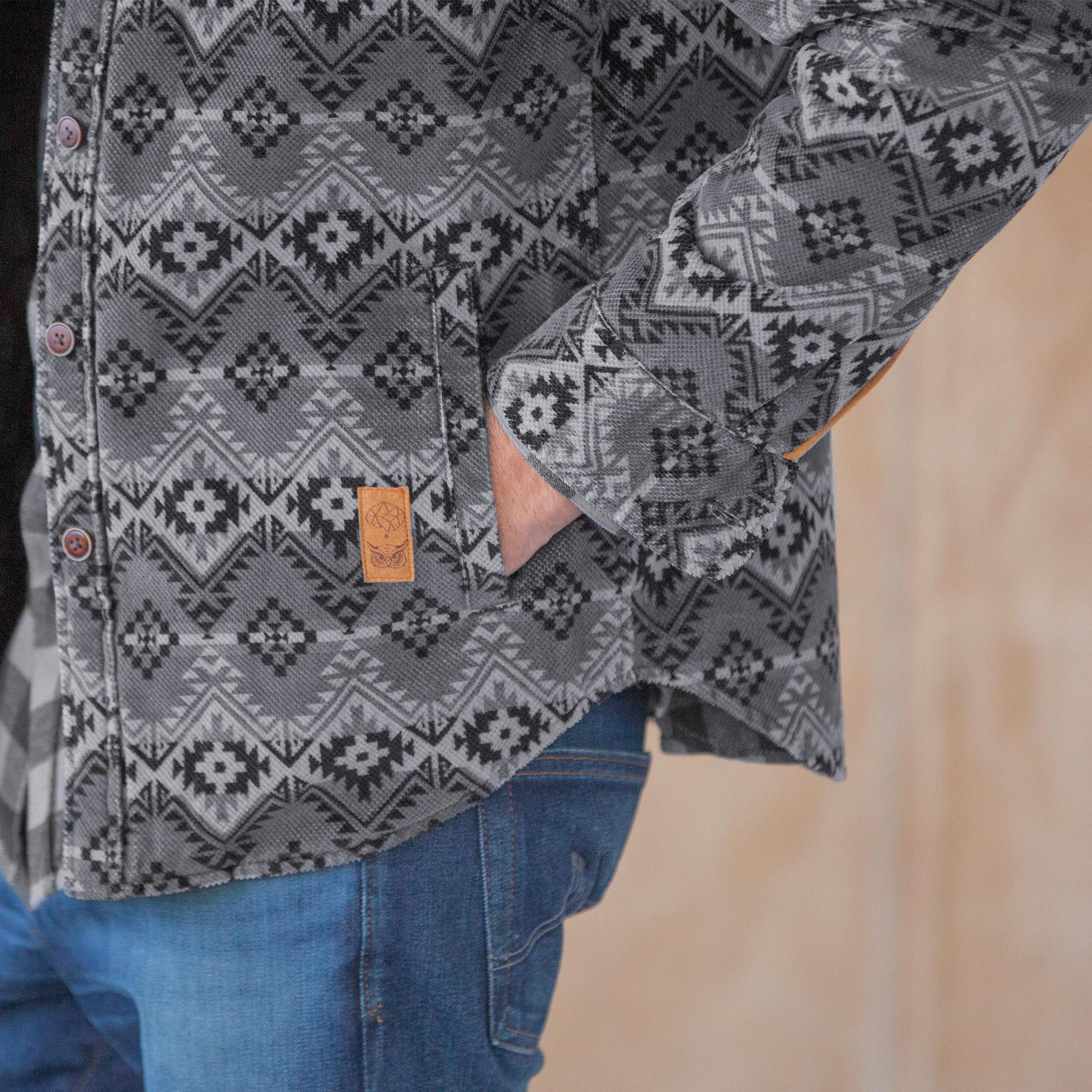 GENTLEMANLY & COOL REVERSIBLE JACKET: View 8