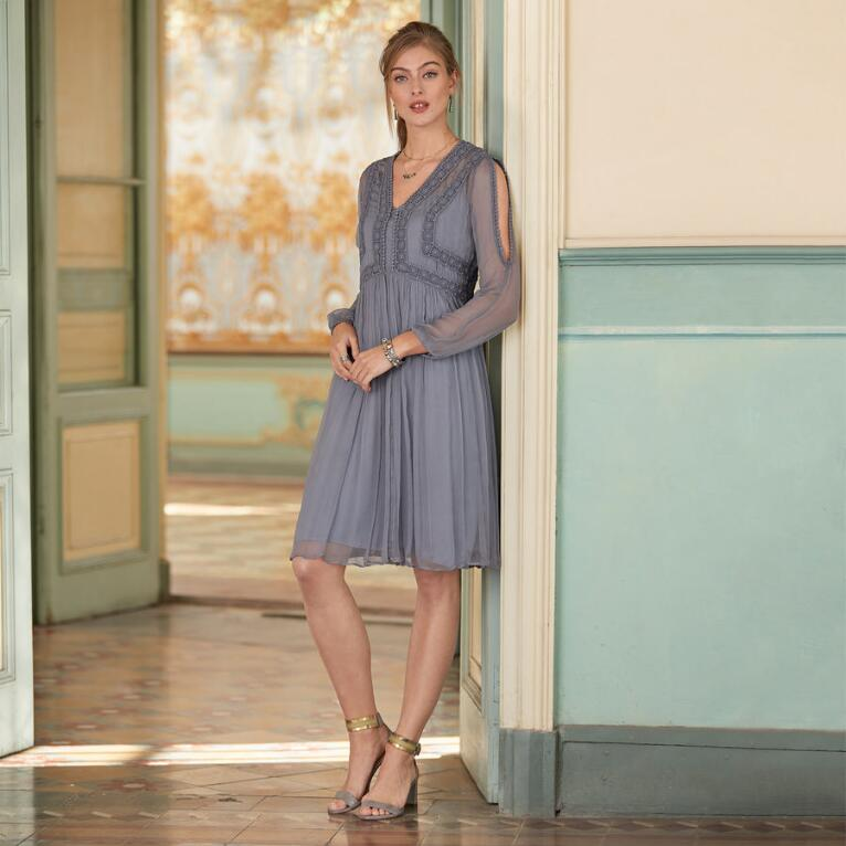 TIME AFTER TIME DRESS PETITE